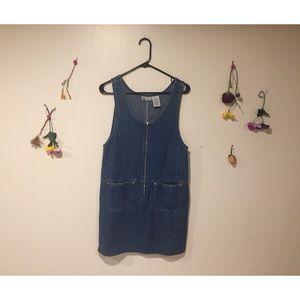 VTG Mini Denim Dress